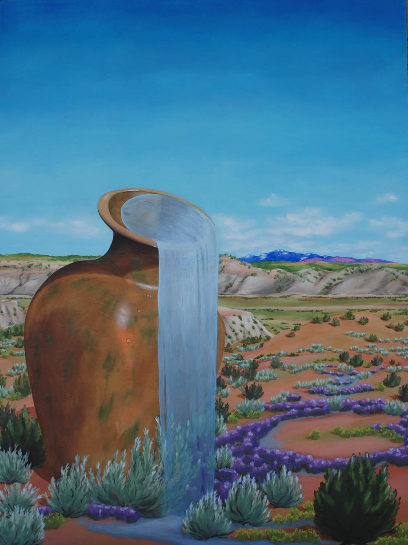 Desert Water Bearer