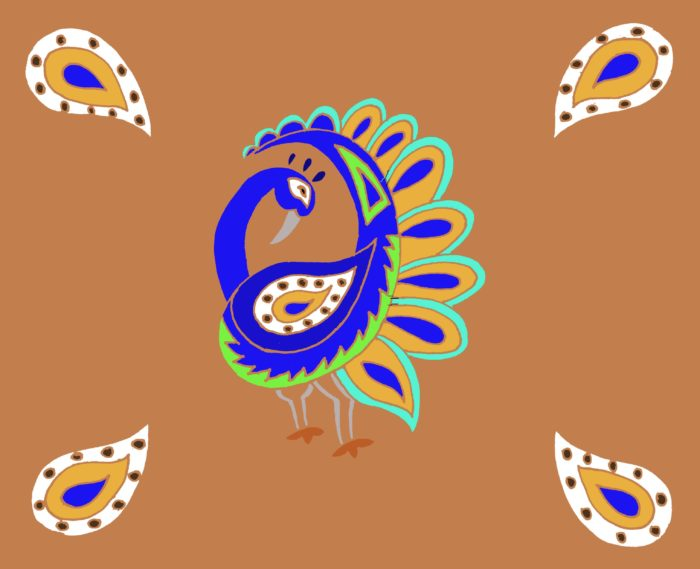 Peacock/2