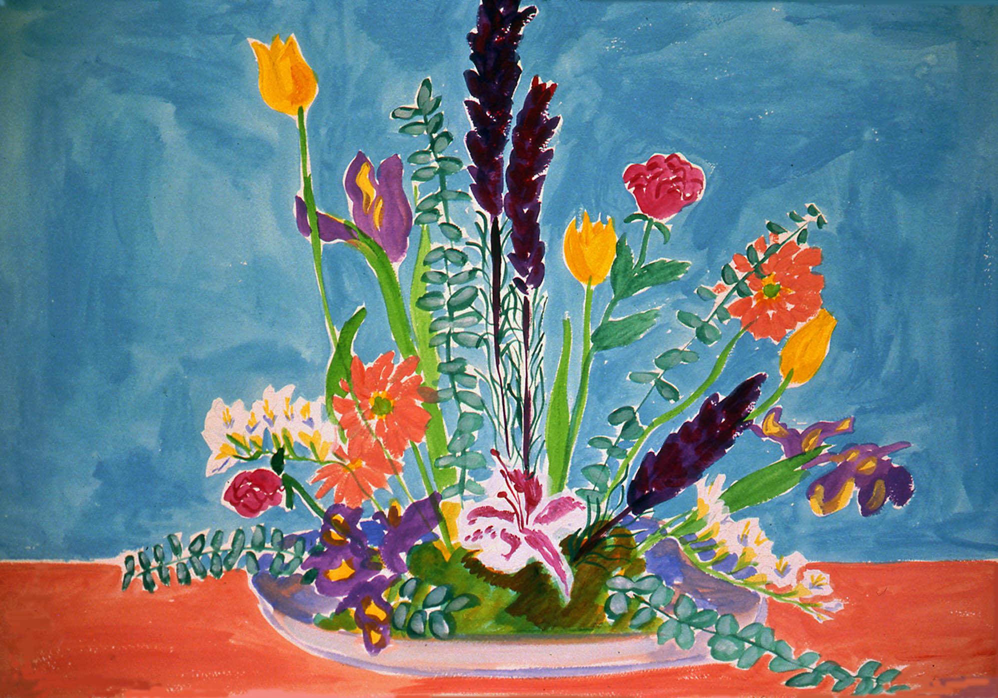 The Dance Flowers